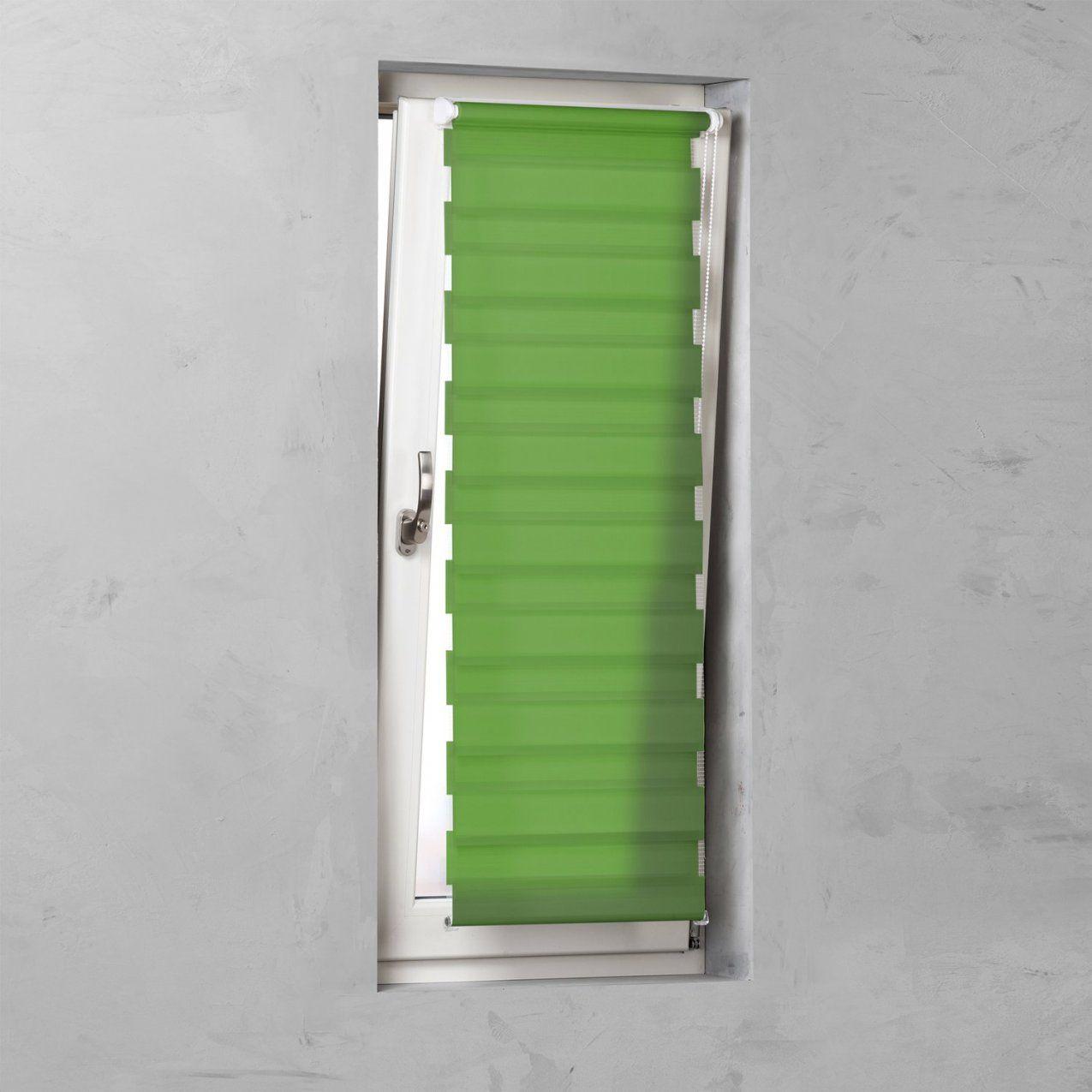 Cocoon Mini Doppelrollo 17 Mm Grün 45 Cm X 150 Cm Kaufen Bei Obi von Doppelrollo 45 Cm Breit Bild