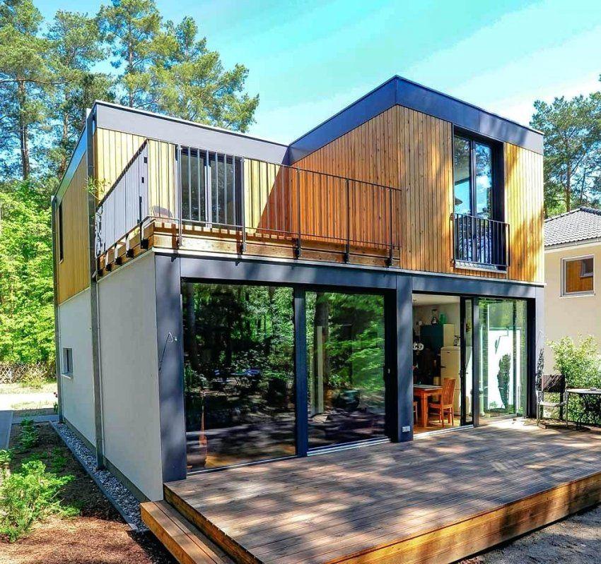 Container Wohnhaus Mini Containerhaus Haus Osterreich Kaufen Als von ...