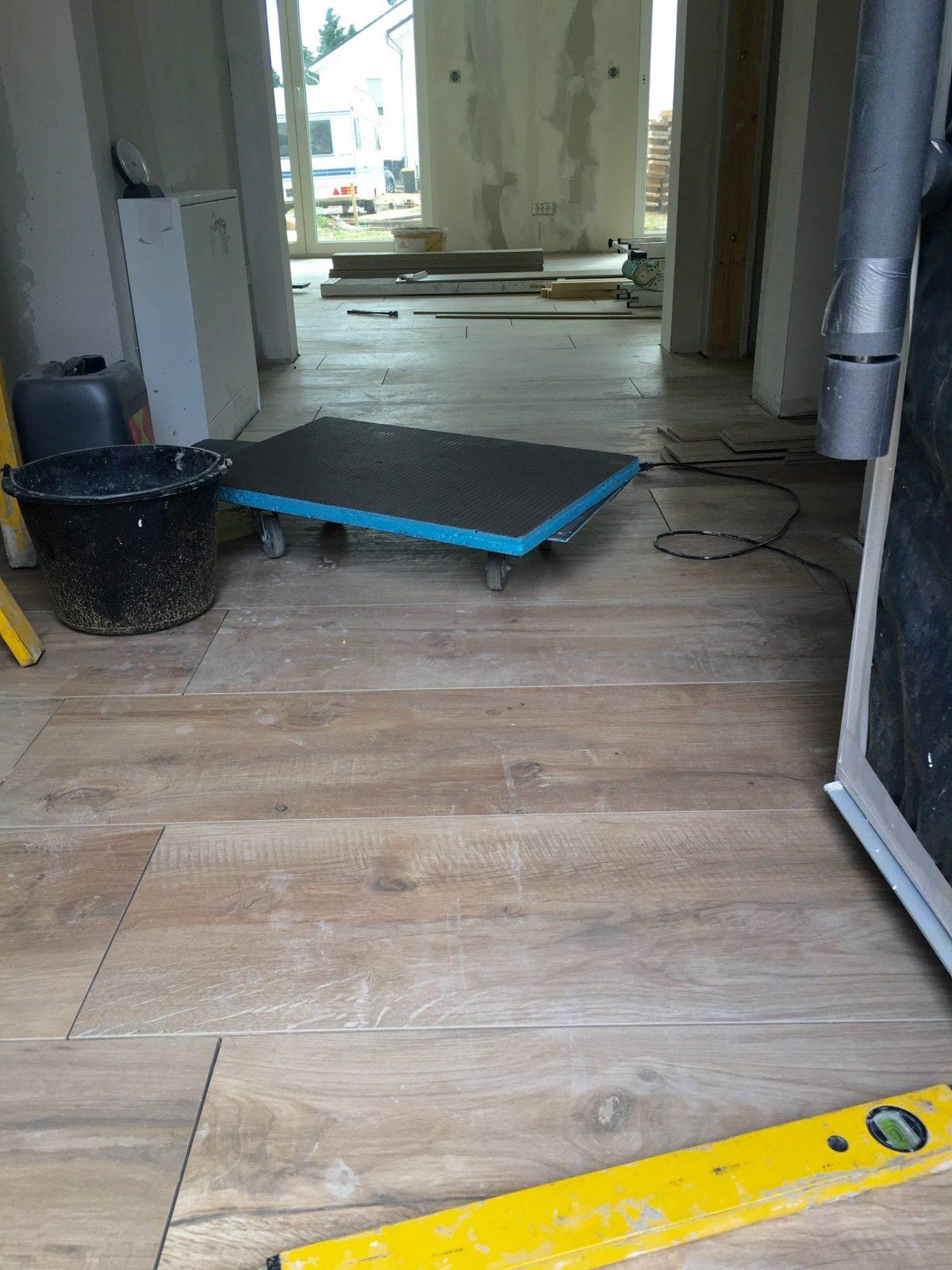 Cool Alles Wissenswerte Zur Elektro Fußbodenheizung Zum Laminat Auf von Laminat Auf Fliesen Kleben Bild