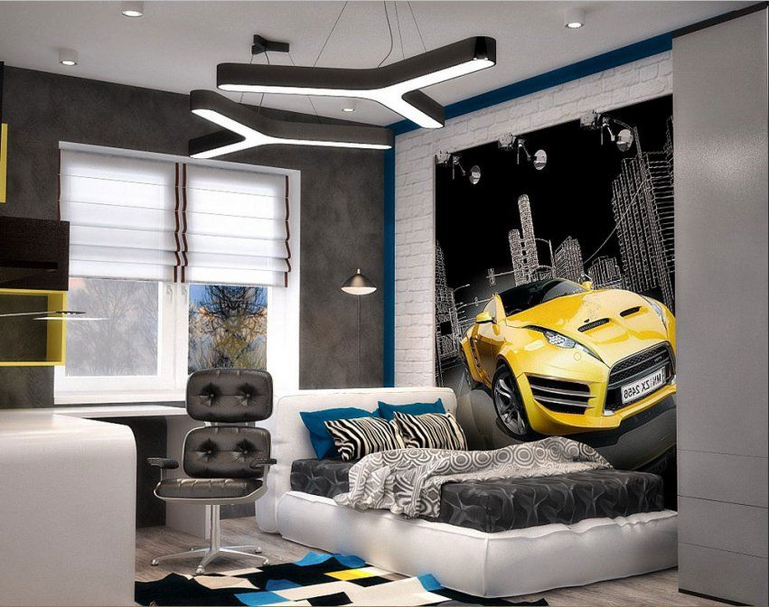 coole wandgestaltung jugendzimmer ideen von coole jugendzimmer f r jungs bild haus design ideen. Black Bedroom Furniture Sets. Home Design Ideas