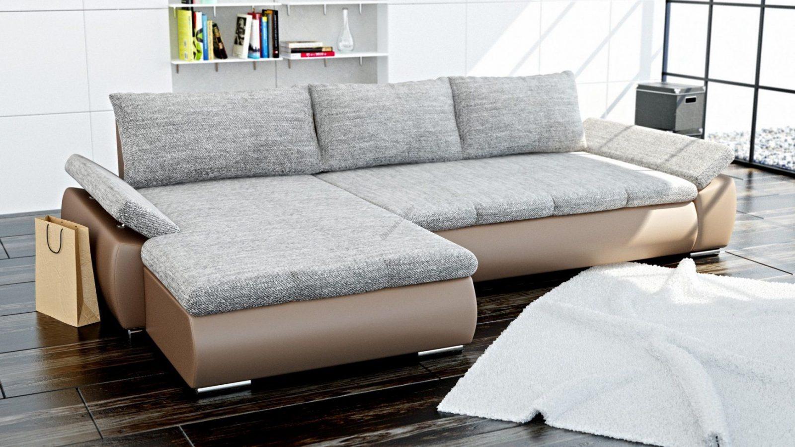 Couch L Form 2 Meter – Wohndesign von Couch L-Form Mit Schlaffunktion Bild