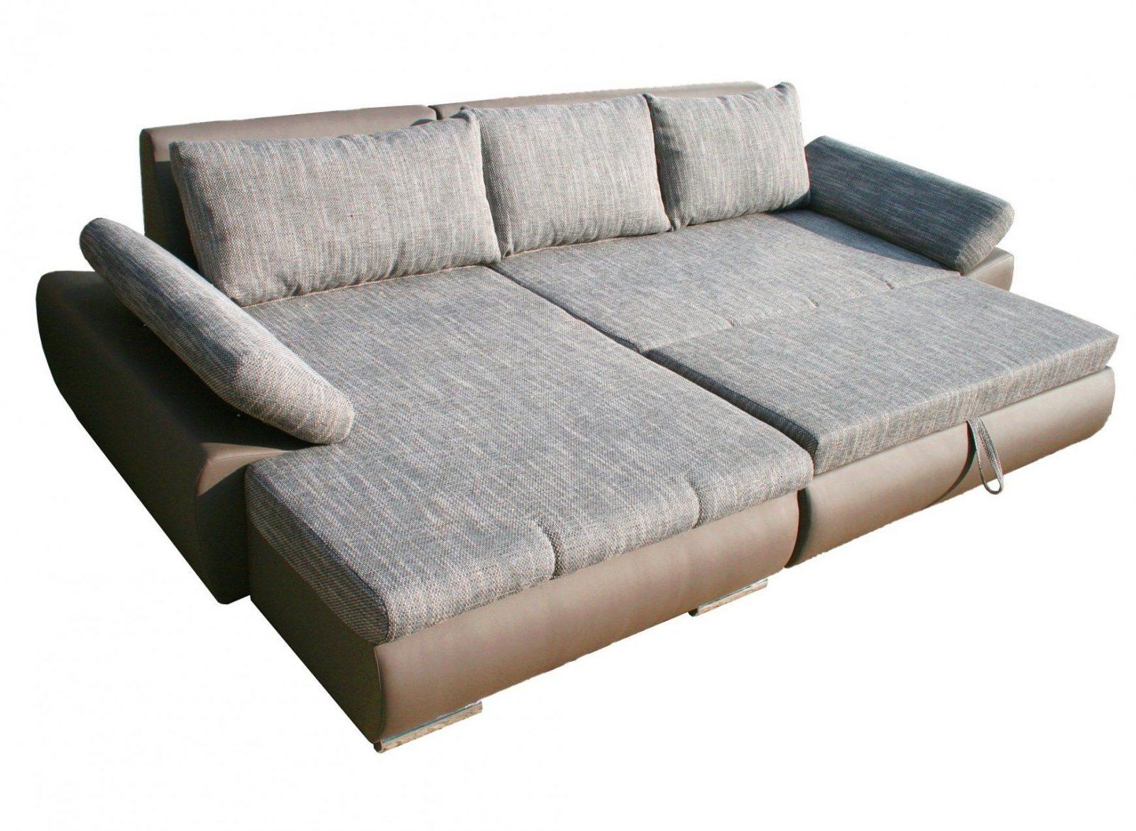 Couch L Form Mit Schlaffunktion von Couch L-Form Mit Schlaffunktion Bild