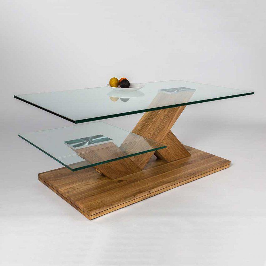 Couchtisch Eiche Glaseinlage  Ietsmetwoorden von Couchtisch Nussbaum Mit Glasplatte Photo