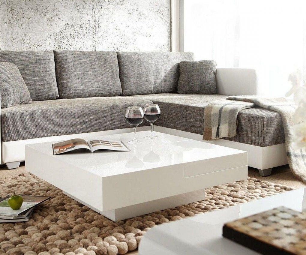 ... Couchtisch Ideen Entzückend Couchtisch Quadratisch Weiß Design Von Couchtisch  Quadratisch Hochglanz Bild ...