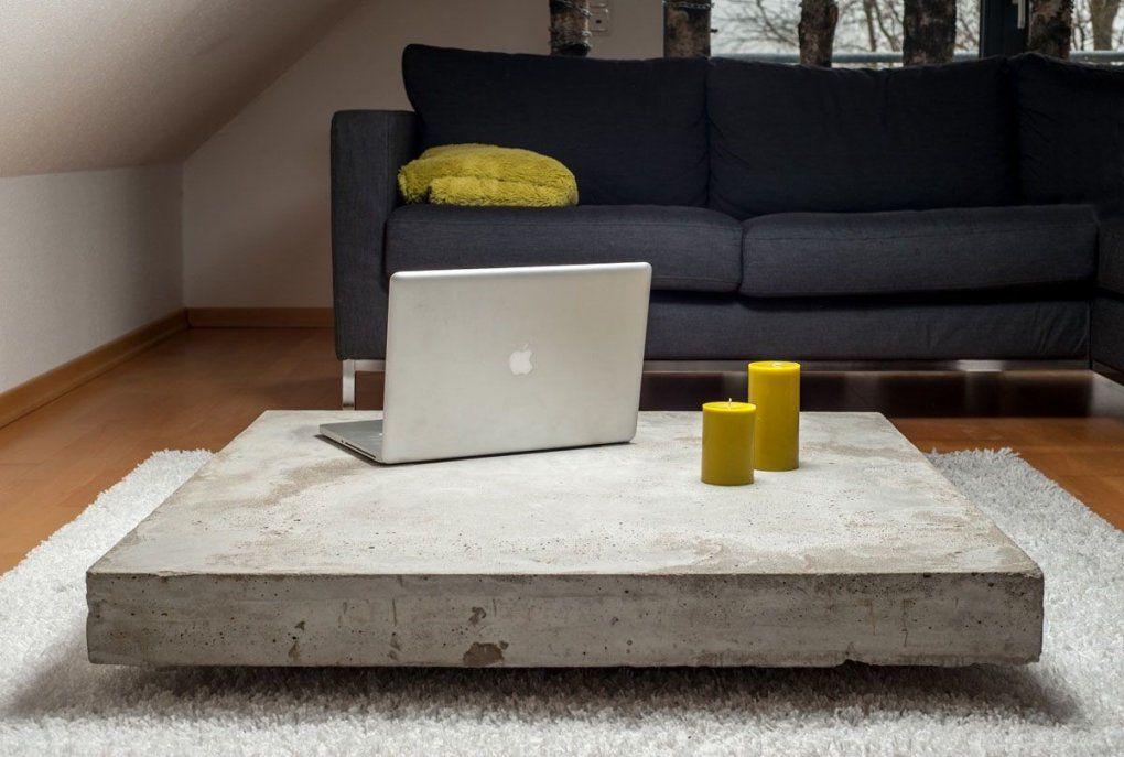 Couchtisch Beton Selber Machen | Haus Design Ideen