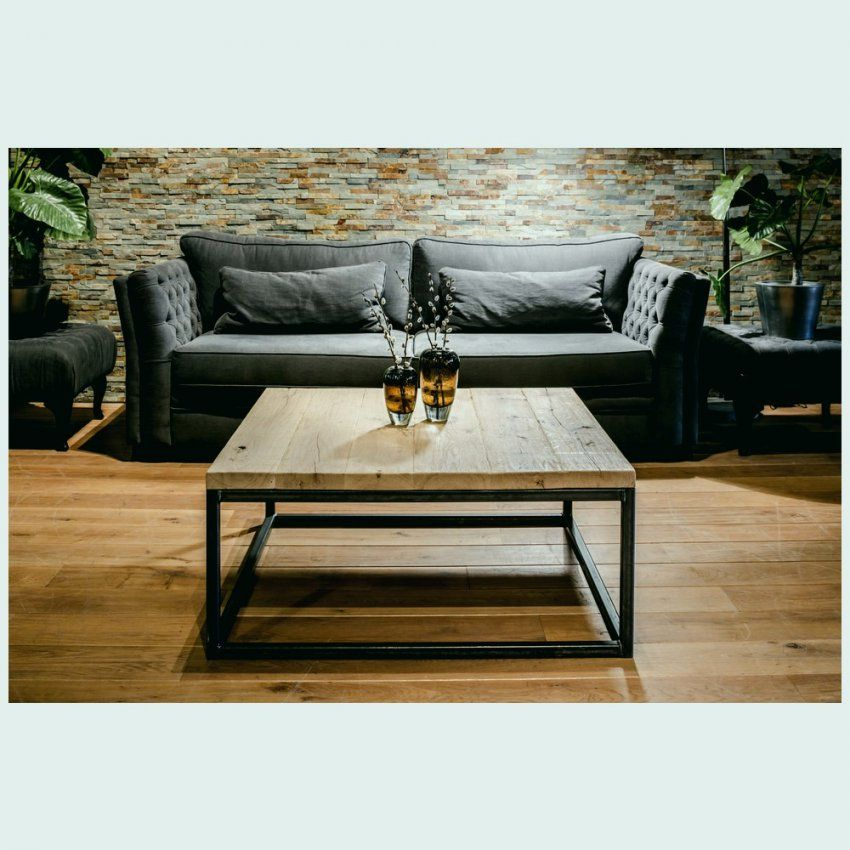 Couchtisch Industrial Style Fresh Design Couchtisch 2Er Set Big von Couchtisch Loft Style Bild