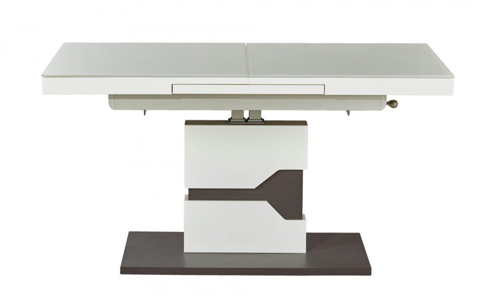 Couchtisch Kodiak  Möbel Höffner von Couchtisch Höhenverstellbar Ausziehbar Glas Photo