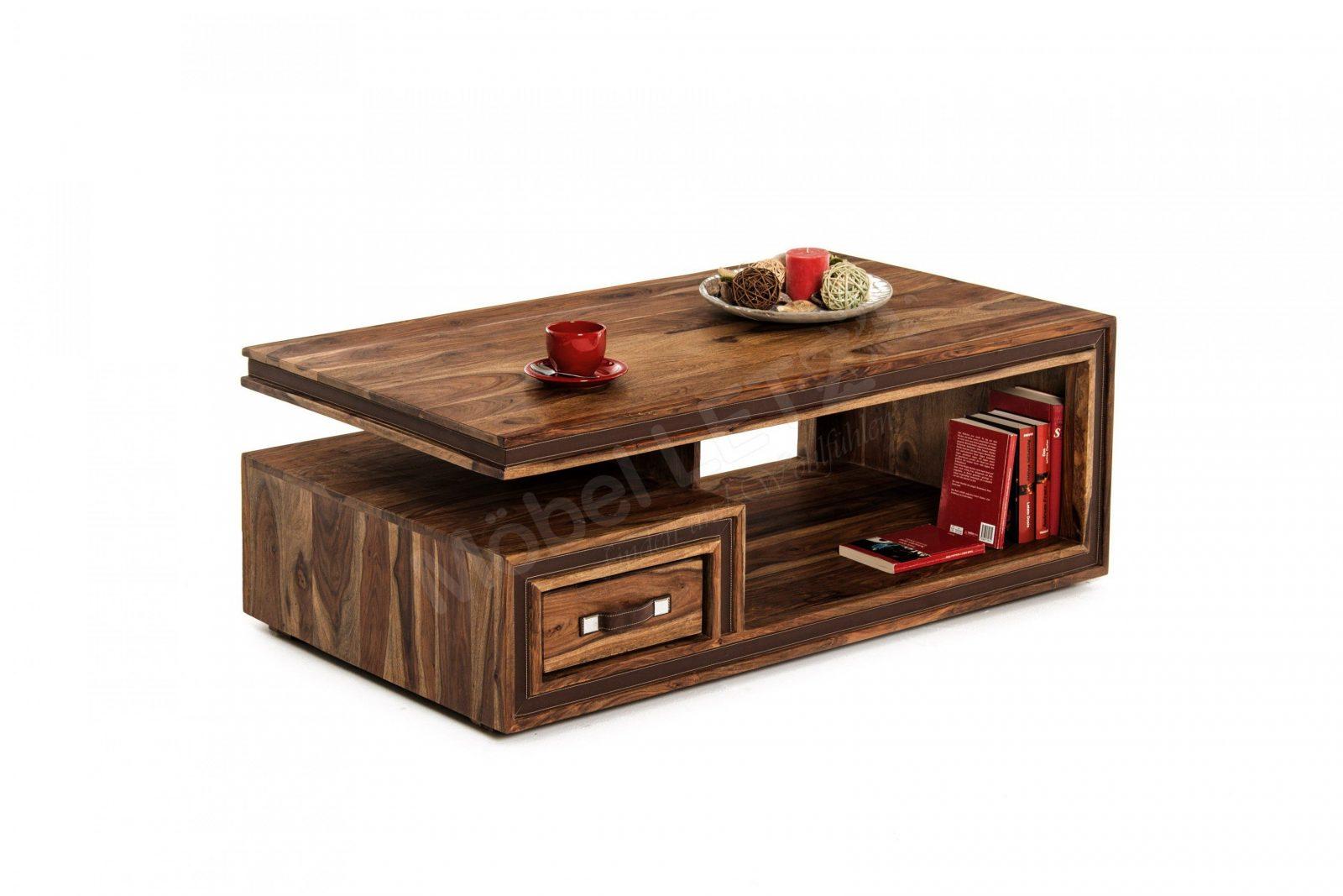 Couchtisch Shan Aus Sheesham Holz Von Wolf Möbel  Möbel Letz  Ihr von Wolf Möbel Couchtisch Bild