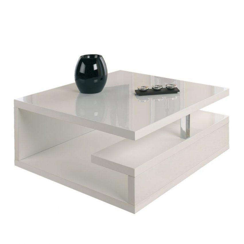 Couchtisch Wei Quadratisch Simple Couchtisch Hochglanz Weiss Fa R von Couchtisch Weiß Hochglanz 60 X 60 Bild