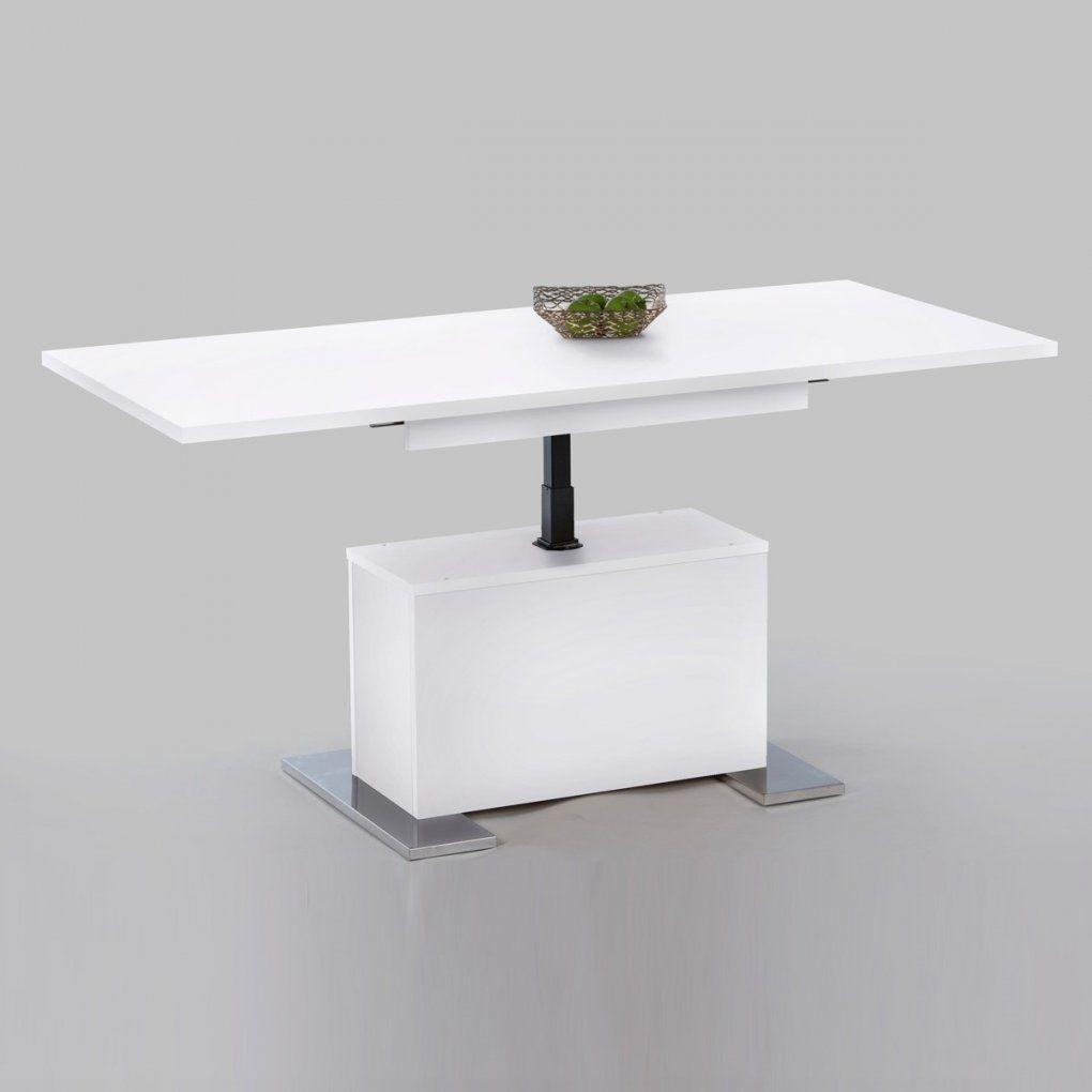 Couchtische Beste Höhenverstellbarer Couchtisch Weiß Design Tolle von Höhenverstellbarer Und Ausziehbarer Couchtisch Bild