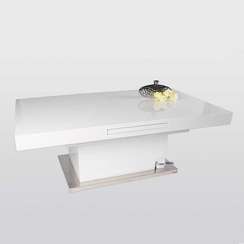 Couchtische Beste Höhenverstellbarer Couchtisch Weiß Design von Couchtisch Höhenverstellbar Ausziehbar Glas Bild
