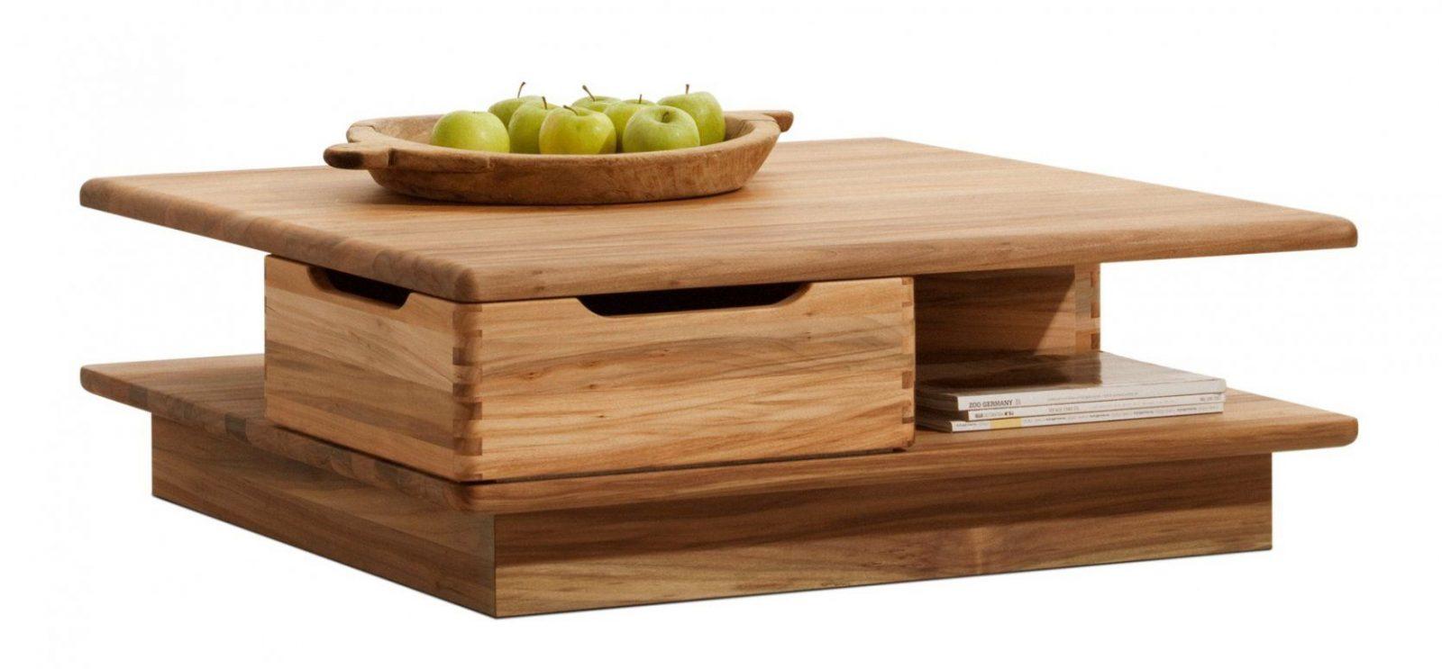 Couchtische  Möbel Lenz von Couchtisch Buche Quadratisch Photo