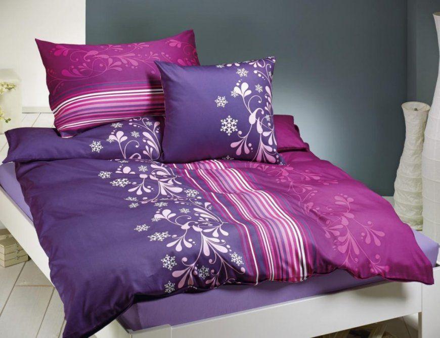Cozy Design Bettwäsche Lila Fabelhafte Photo Günstige Home Dsgn Blog von Bettwäsche Lila Uni Bild