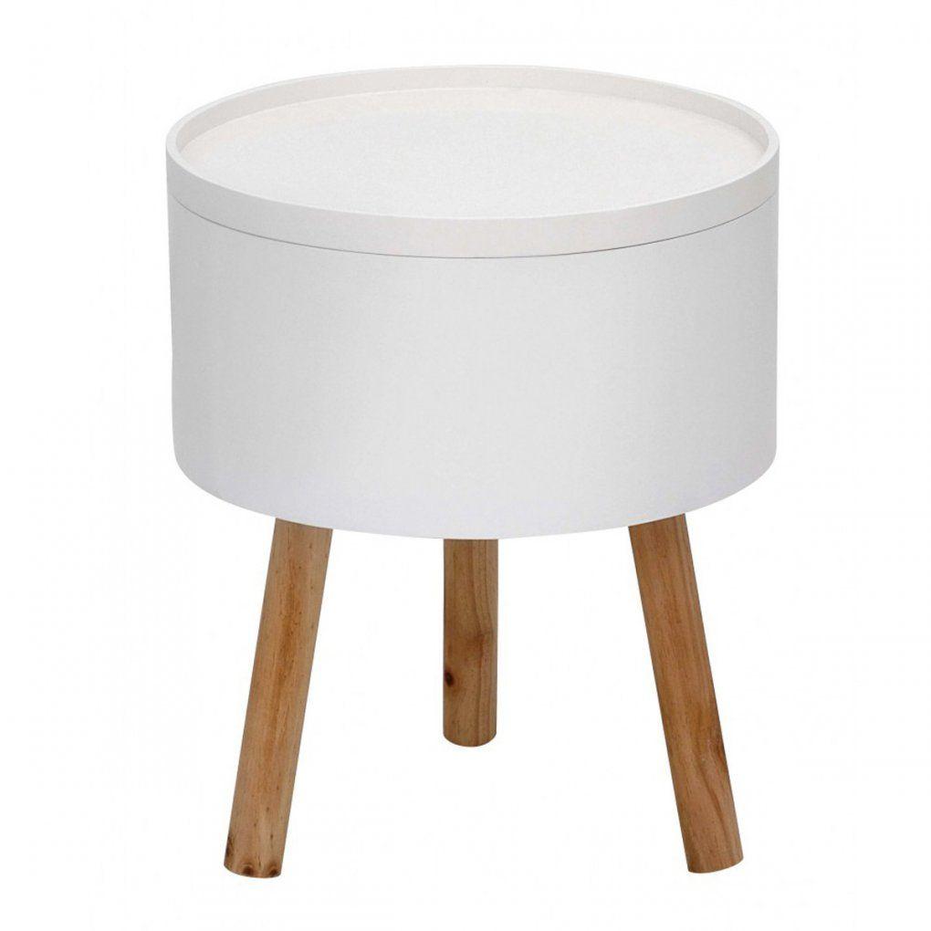 Beistelltisch wei hochglanz rund haus design ideen for Design beistelltisch rund