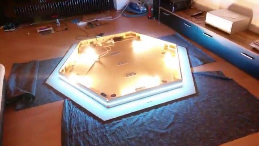Crazy Led Lights  Sternenhimmel  Deckenbeleuchtung  Ankündigung von Sternenhimmel Selber Bauen Glasfaser Bild