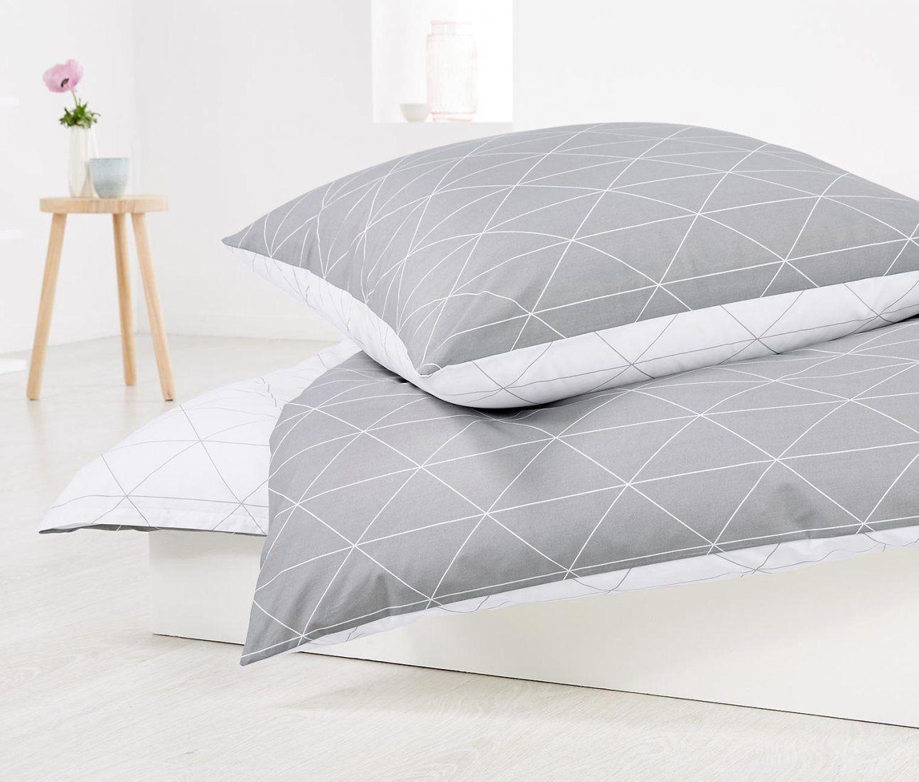 Creative Design Bettwasche Rosa Grau Gemütlich Tchibo Bettwäsche von Bettwäsche Sterne Grau 155X220 Bild