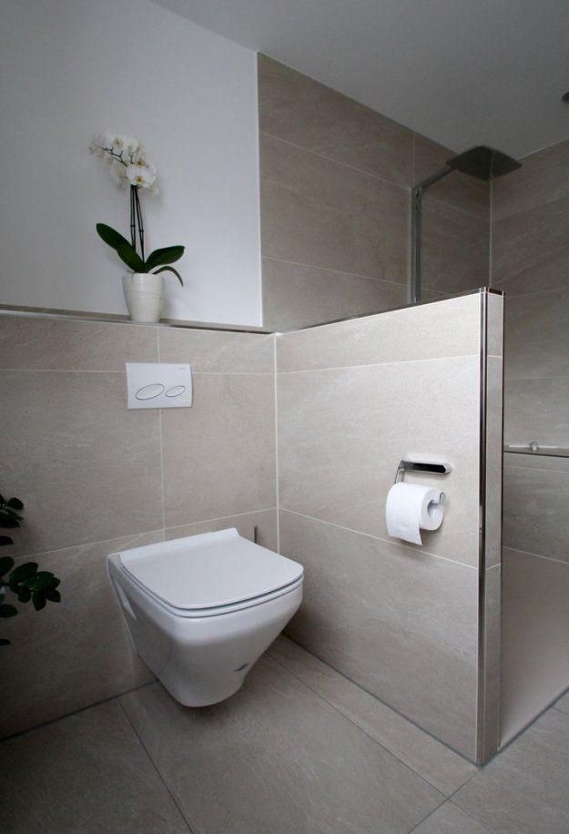 Creative Design Kleines Bad Große Fliesen  Home Design Ideas von Kleines Bad Große Fliesen Photo