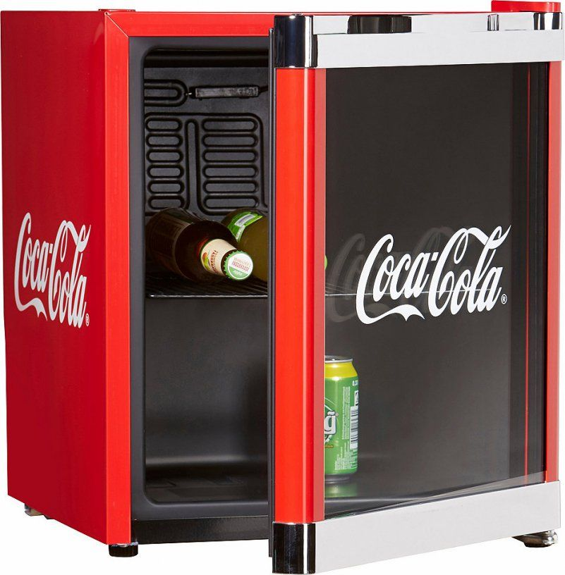 Cubes Kühlschrank Coolcube Cocacola A+ 51 Cm Hoch Online Kaufen von Coca Cola Bettwäsche Bild