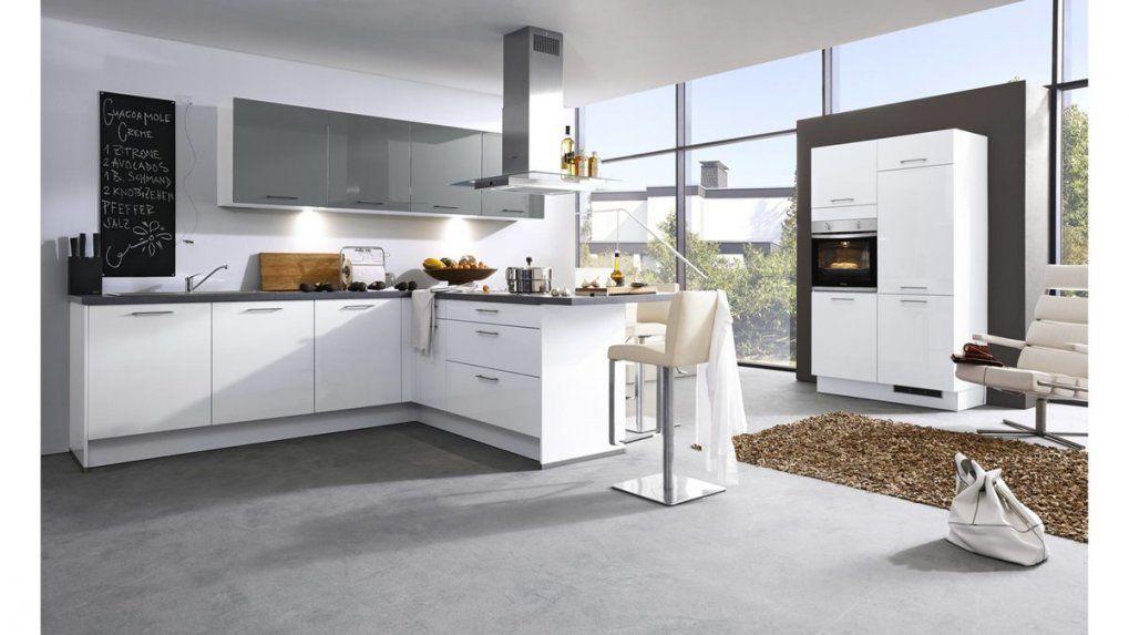 Culineo Küche Mit Privileg Einbaugeräten Schneeweiße & Onyxgraue von Möbel Steffens Lamstedt Küchen Bild