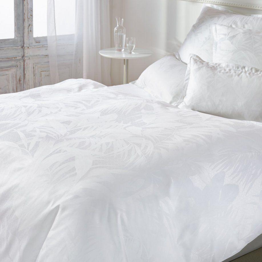 Bettwäsche Weiß Spitze Haus Design Ideen