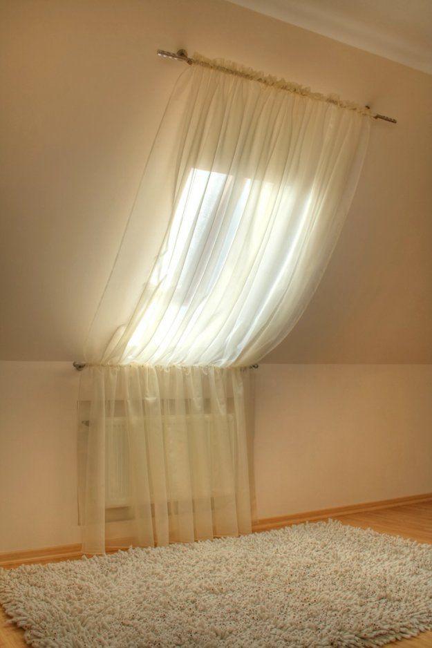 Dachfenster Gardinen von Gardinen Für Dachfenster Ideen Bild