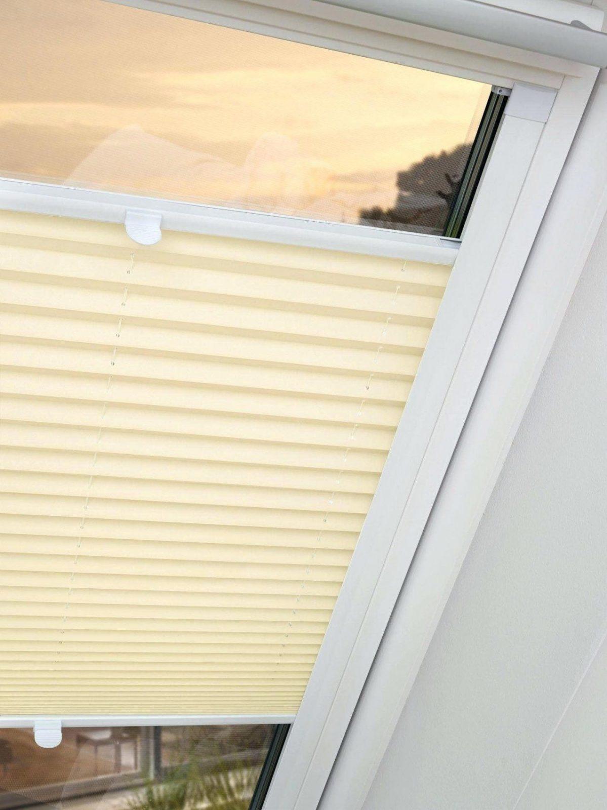 Dachfenster Plissee Ohne Bohren Plissee Dachfenster Ohne Bohren von Velux Dachfenster Plissee Ohne Bohren Bild