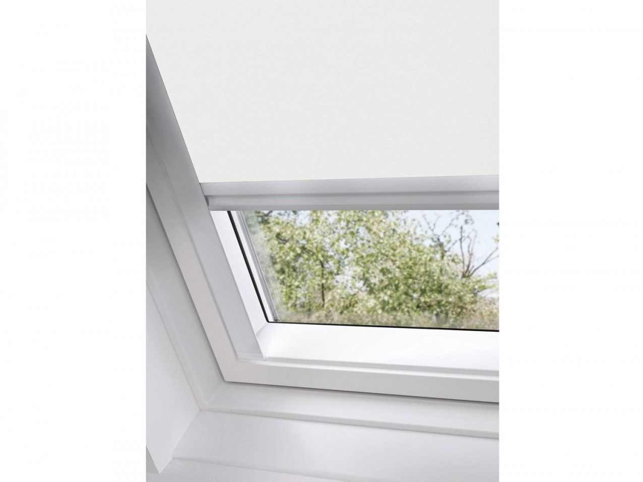 Dachfensterrollos  Lidl Deutschland  Lidl von Roto Dachfenster Plissee Ohne Bohren Bild