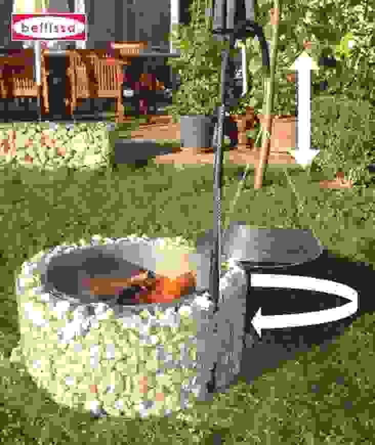 Das Beste Von 40 Feuerstelle Garten Bauen Planen  Einzigartiger Garten von Feuerstelle Im Garten Anlegen Bild