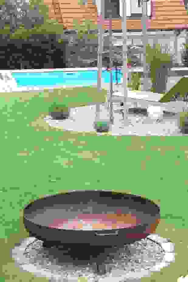 Das Beste Von 40 Feuerstelle Garten Bauen Planen  Einzigartiger Garten von Feuerstelle Im Garten Bilder Photo