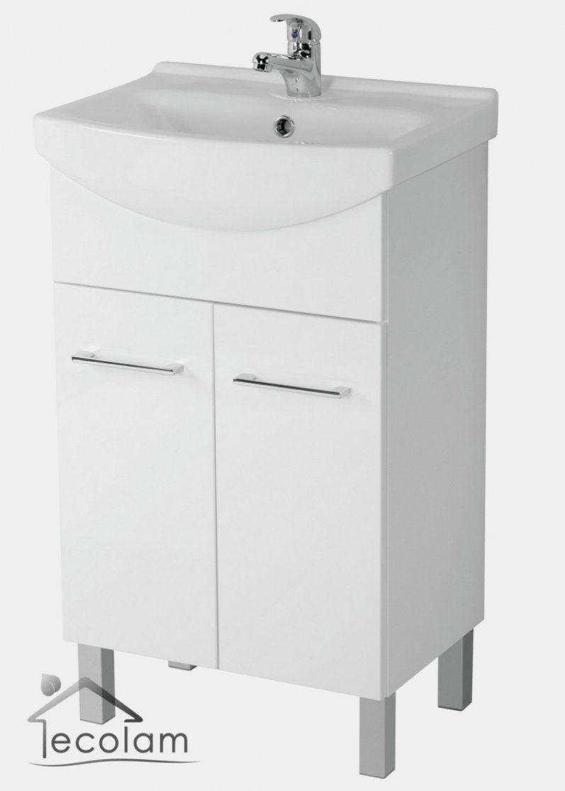 Das Gute 43 Bilder Waschbeckenunterschrank 50 Cm Breit Vertrauter von Bad Unterschrank 50 Cm Breit Bild