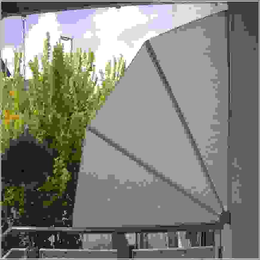 Das Meiste Genial Sichtschutz Balkon Ohne Bohren Für Wohnen von Sichtschutz Für Balkon Ohne Bohren Bild