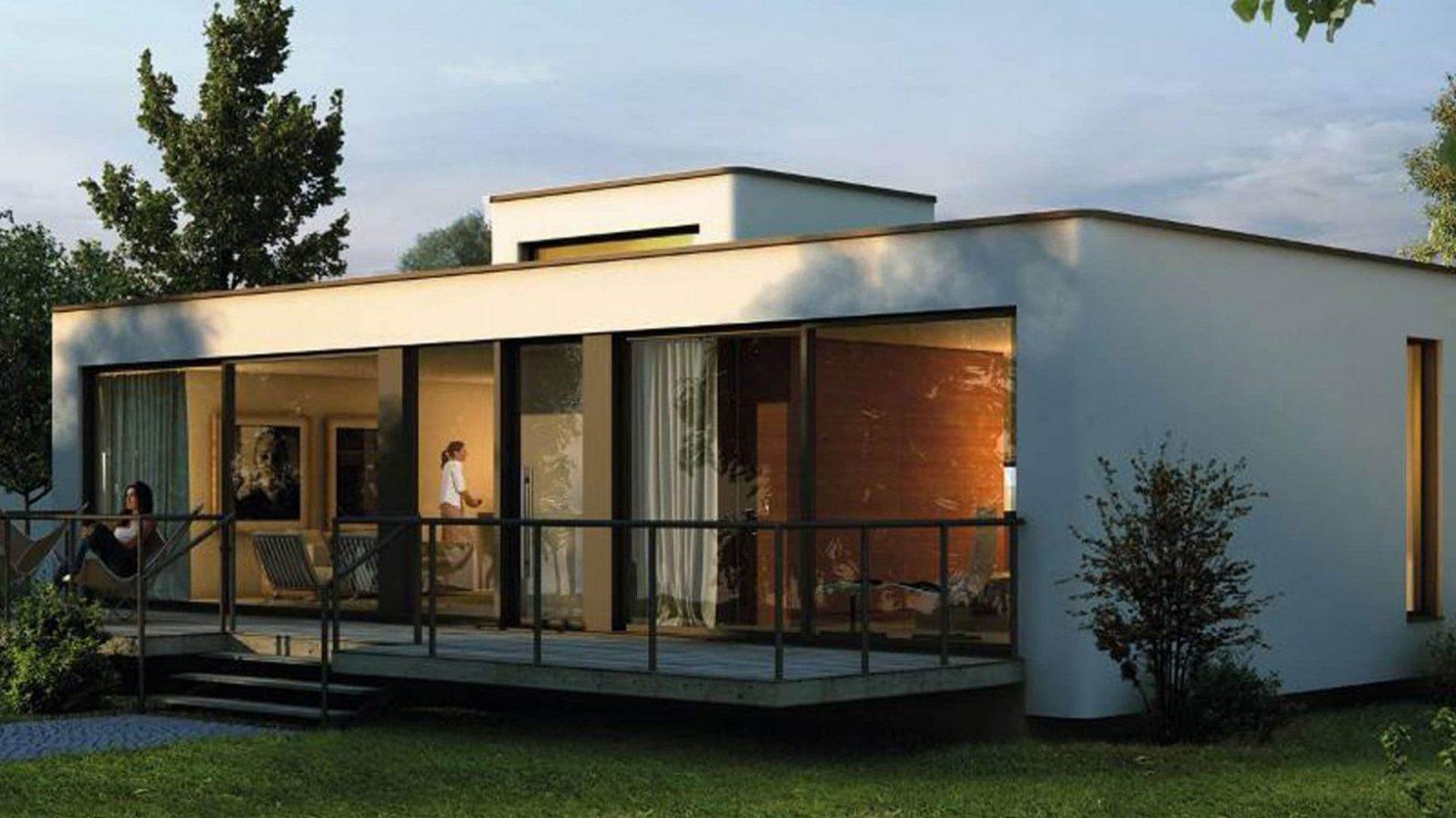 Das Singlehaus – Ein Haus Für Einen – Hausbau Als Single von Kleine Fertighäuser Für Singles Photo
