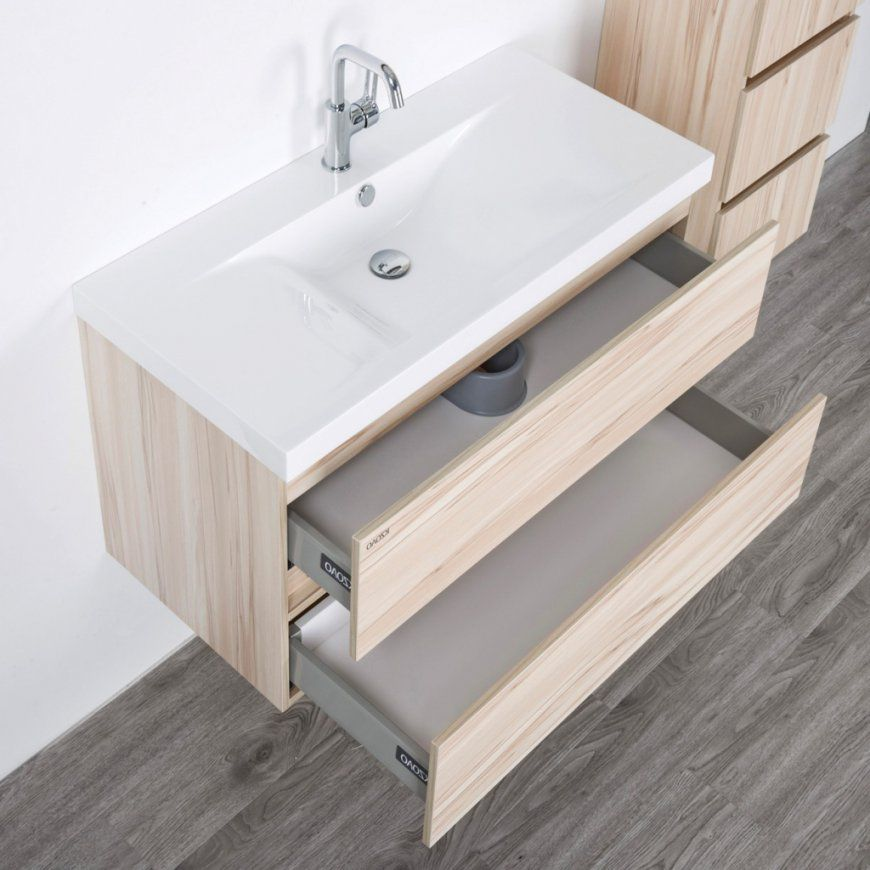 Das Unglaublich Und Attraktiv Waschtisch Mit Unterschrank Beige Für von Waschbecken Beige Mit Unterschrank Bild