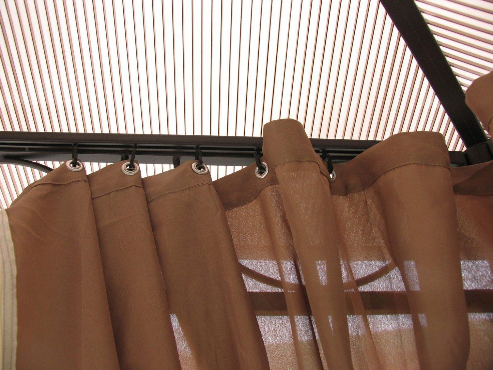 Dasversandhaus24  Hardtop Pavillon 3X36M Doppelstegplatten von Hardtop Pavillon 3X3 6M Bild