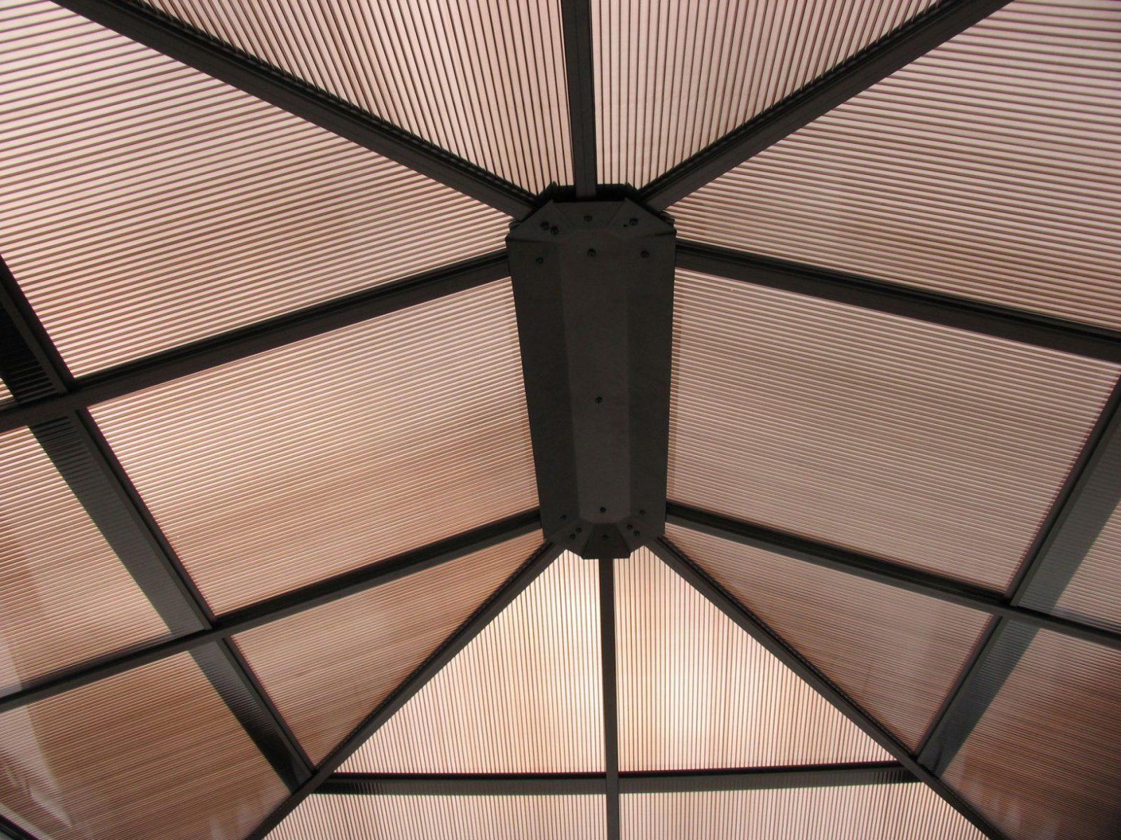 Dasversandhaus24  Hardtop Pavillon 3X36M Doppelstegplatten von Hardtop Pavillon 3X3 6M Photo