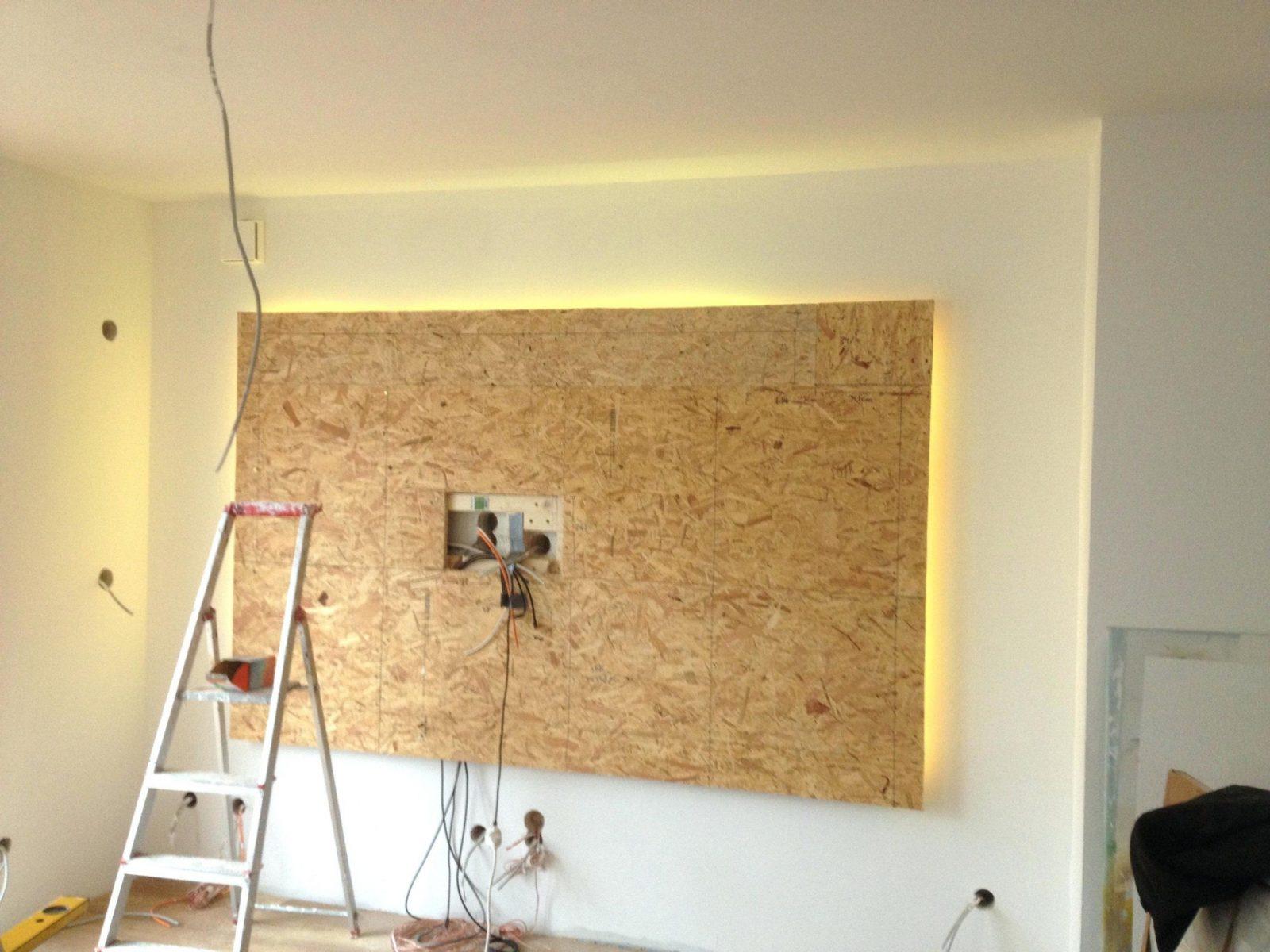 Decke Indirekte Beleuchtung Bild Von Selber Bauen A Trockenbau Led ...