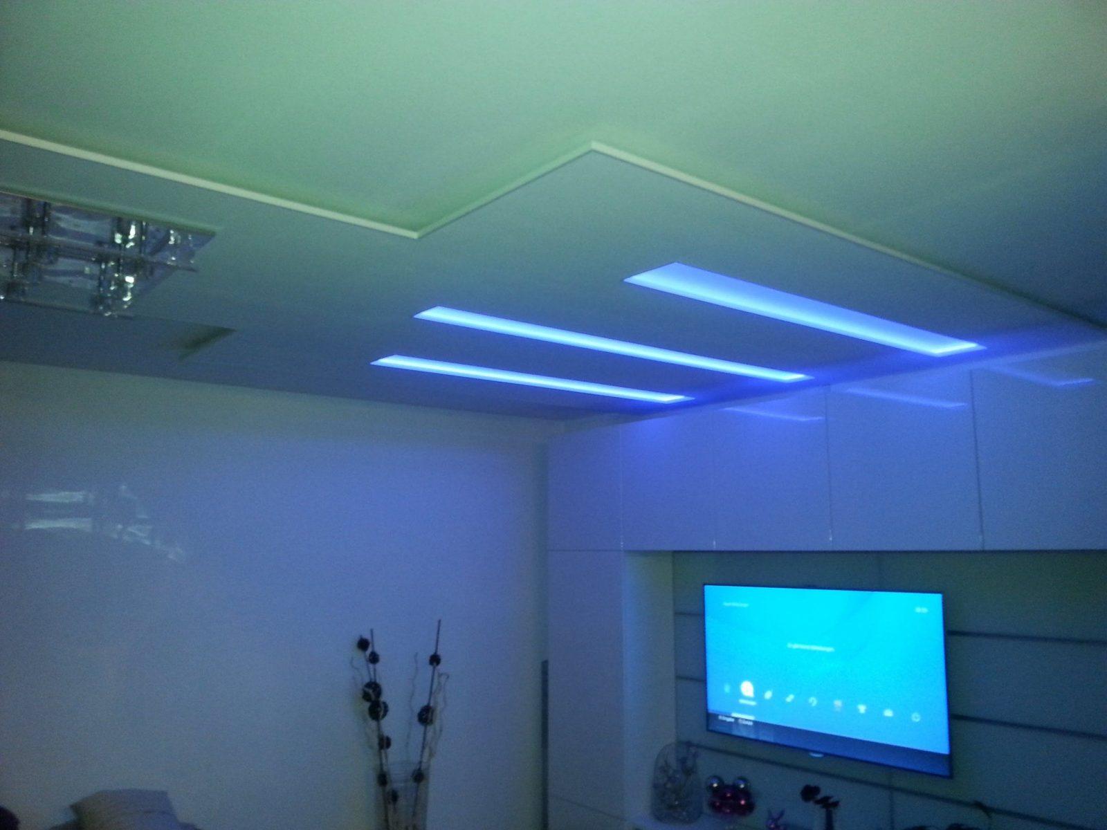 Decke Indirekte Beleuchtung Led  Youtube von Rigips Decke Indirekte Beleuchtung Bild