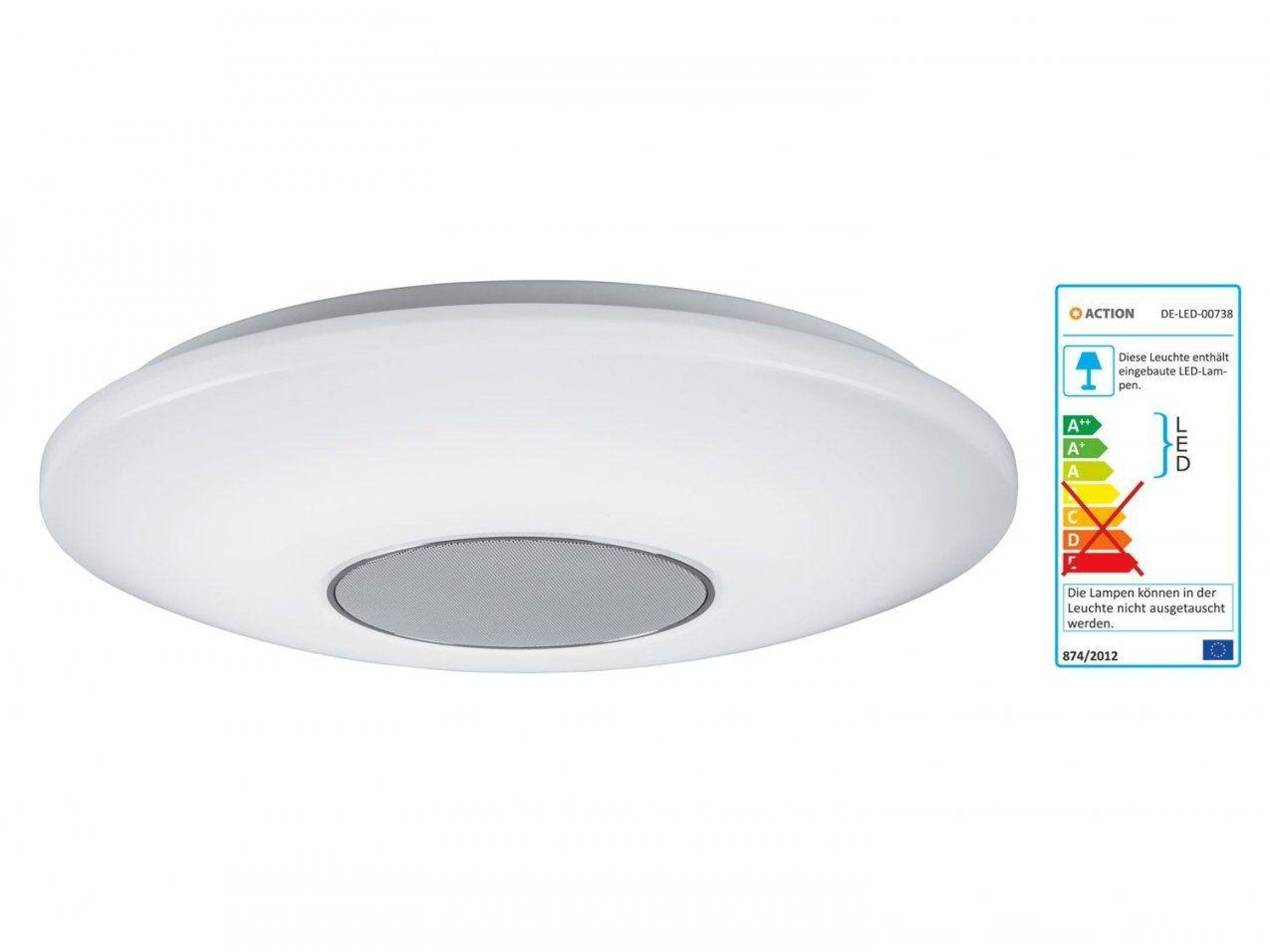 Deckenleuchte Sensor New Livarno Lux Led Deckenleuchte Mit Bluetooth von Livarno Lux Led Wand Deckenleuchte Bild