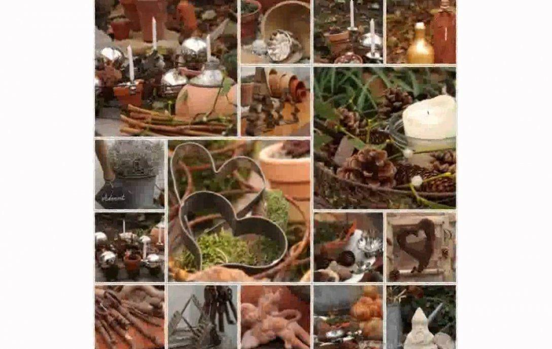Deko Für Den Garten  Youtube von Dekorieren Mit Holz Im Garten Photo