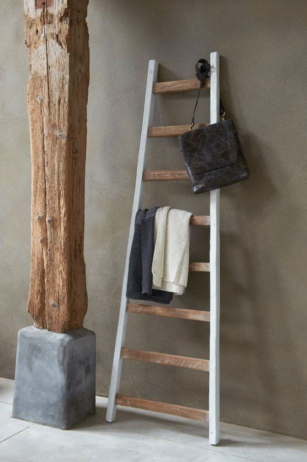 Deko Holzleiter Selber Bauen Mit Die Besten 25 Kleiderständer Ideen von Kleiderständer Holz Selber Bauen Bild
