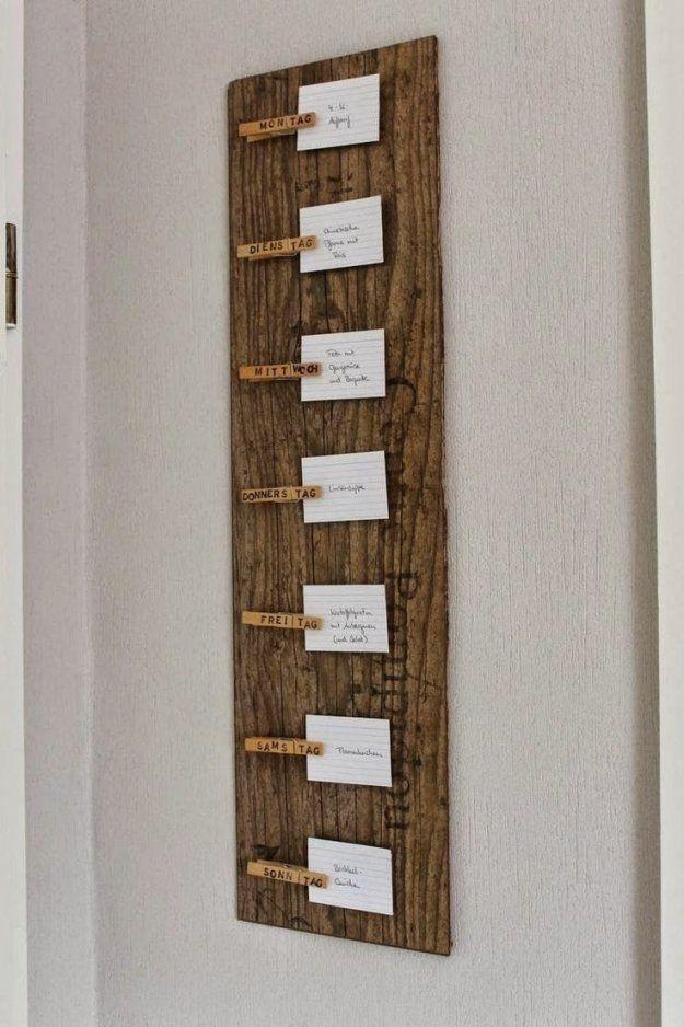 Deko Idee Holz von Deko Ideen Mit Holz Bild