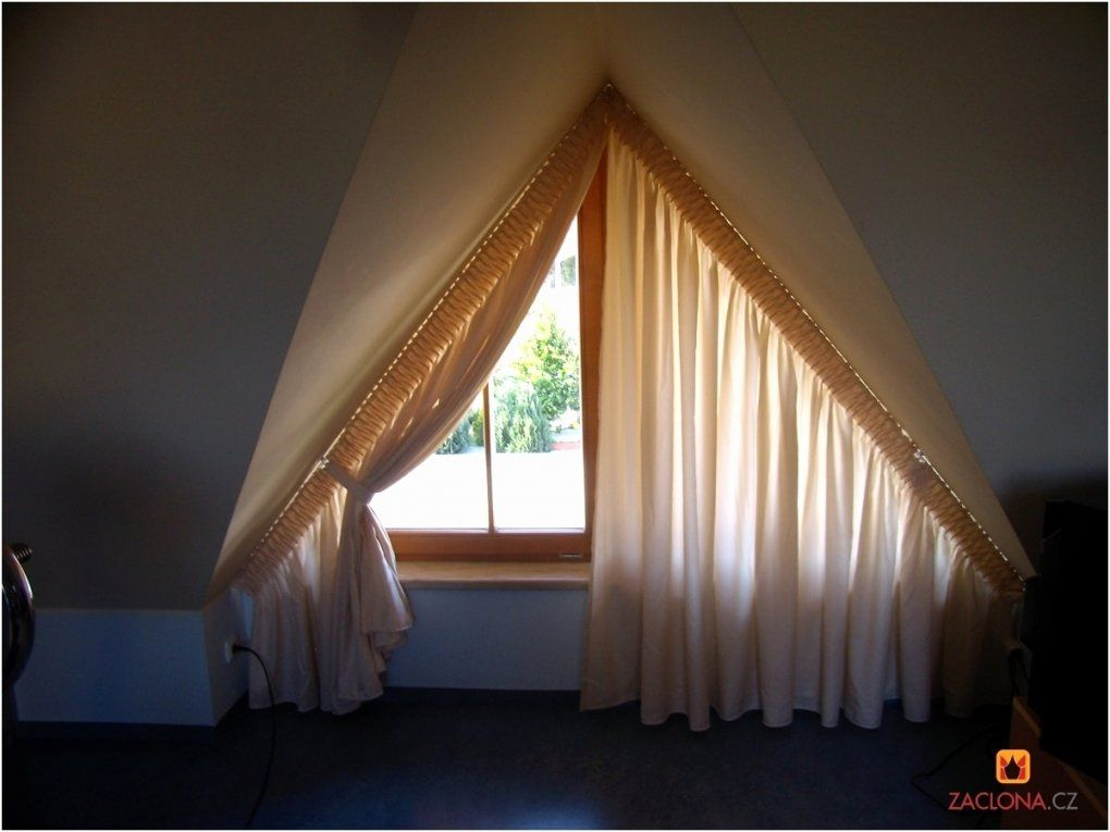 Deko Ideen Für Schräge Fenster Einzigartig Gardinen Schräge Fenster von Gardinen Für Schräge Fenster Bild