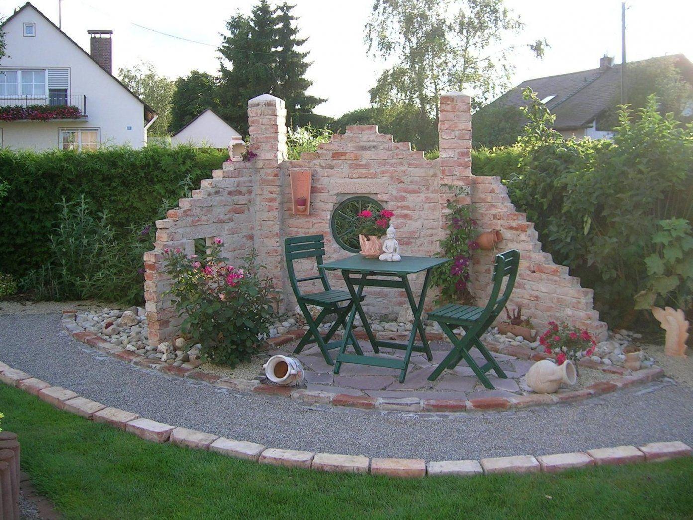 Deko Ideen Garten Selber Machen Neu Ruinenmauer 1639u20141229 Deko Von Deko  Mauer Im Garten Bild
