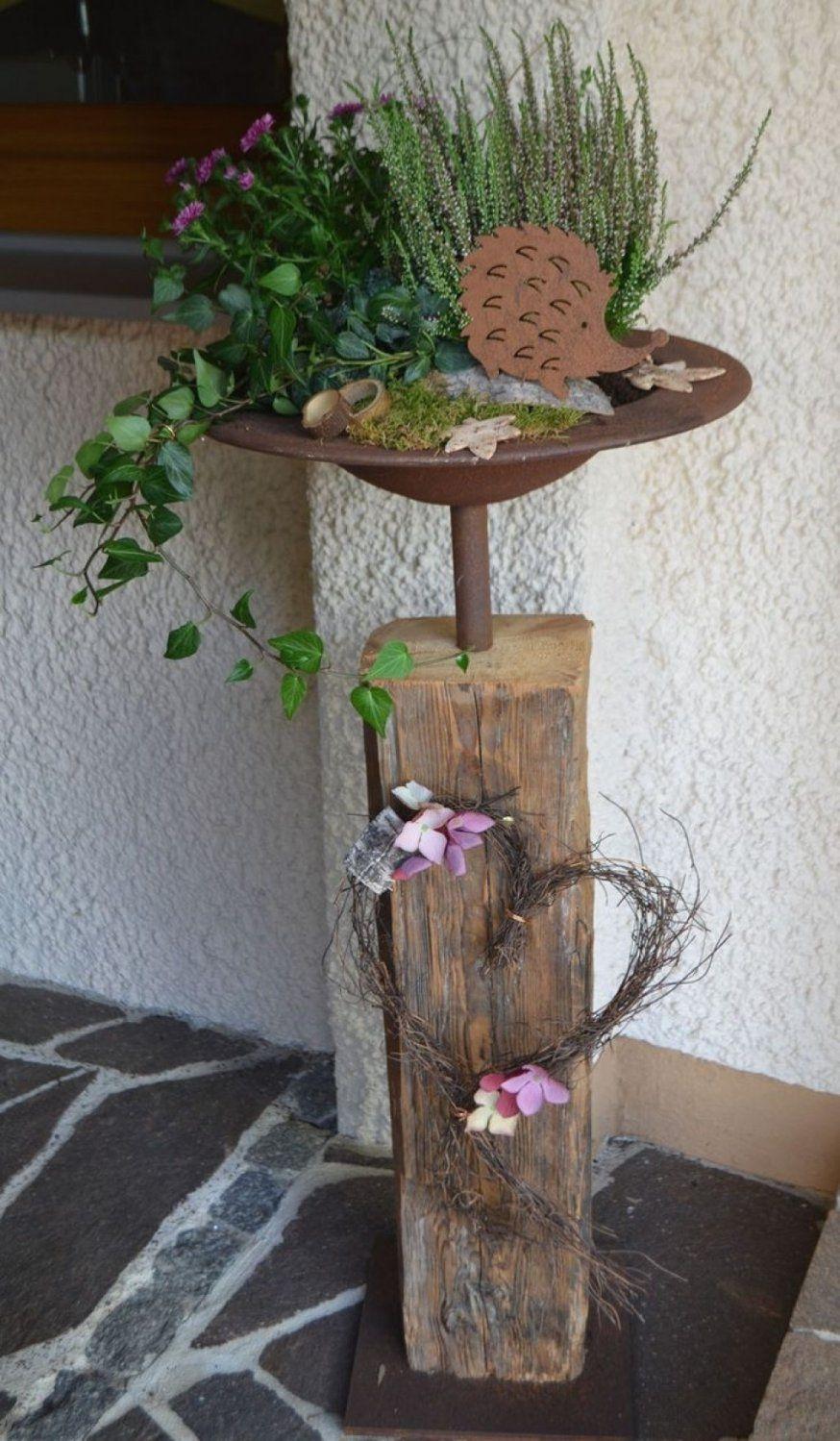Deko Ideen Hauseingang Frühling Luxus Vor Der Haustür  Namaste Media von Deko Ideen Für Hauseingang Bild