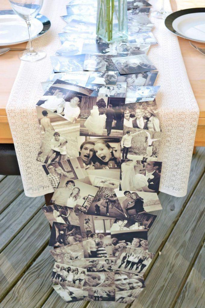Deko Mit Erinnerungen 11 Ideen Mit Denen Sie Fotocollage Selber von Fotocollage Selber Machen Ideen Bild