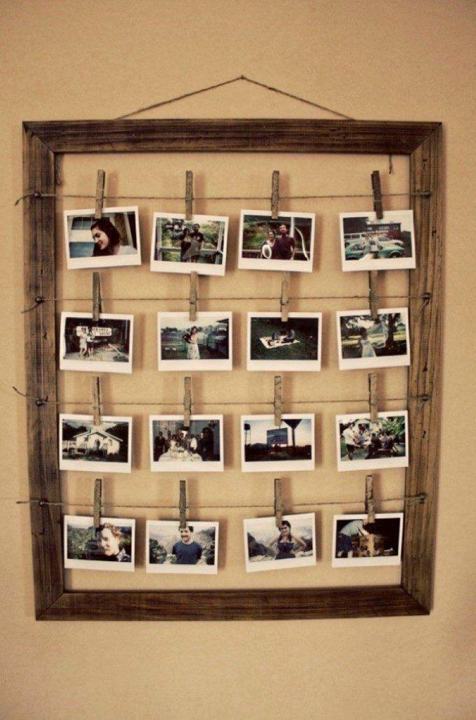 Deko Mit Erinnerungen 11 Ideen Mit Denen Sie Fotocollage Selber von Fotocollage Selber Machen Ideen Photo