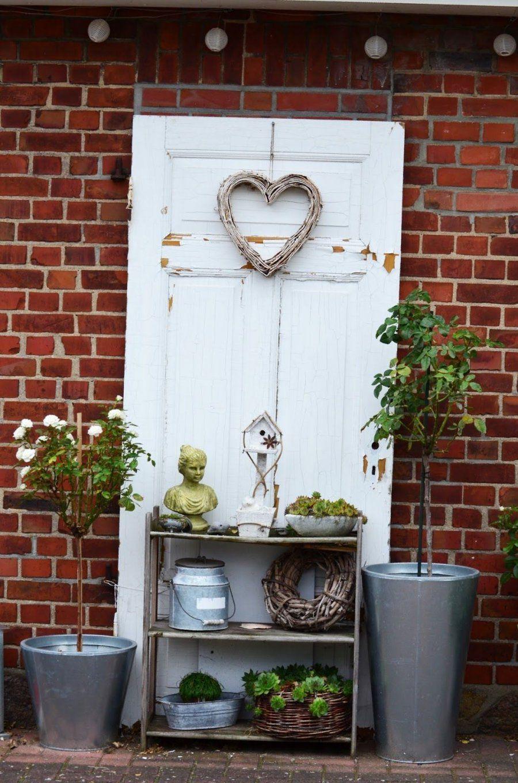 Dekohus Garten …  Pinteres… von Ideen Mit Alten Türen Photo