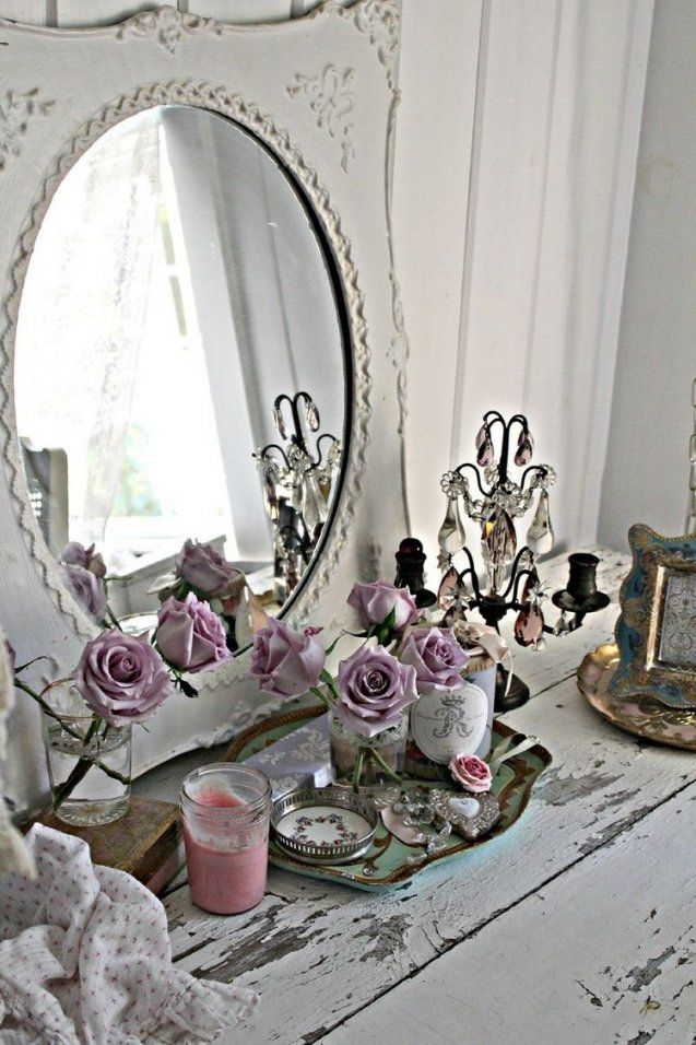 dekoideen im shabby look sch n deko ideen shabby chic f r. Black Bedroom Furniture Sets. Home Design Ideas