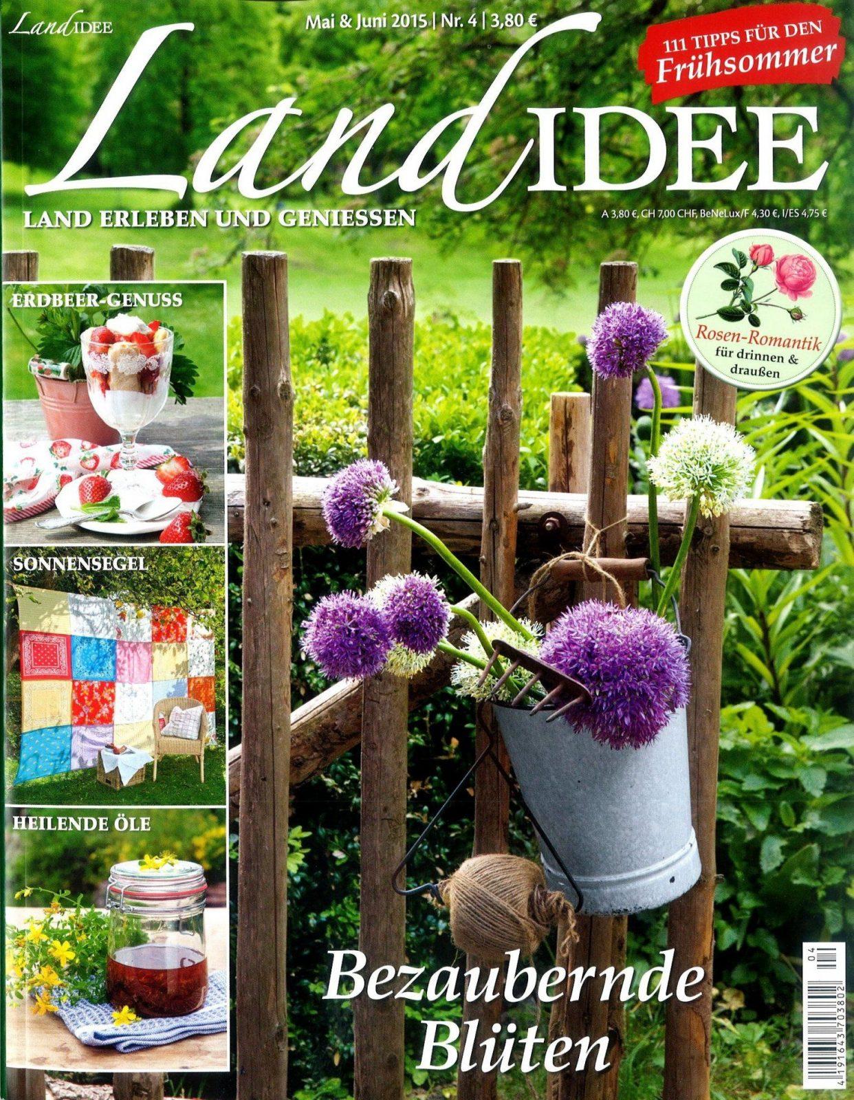 Dekoideen Zeitschrift Landidee Das Beste Von Wohnen Und Deko von Landidee Deko Ideen Sonderheft Photo