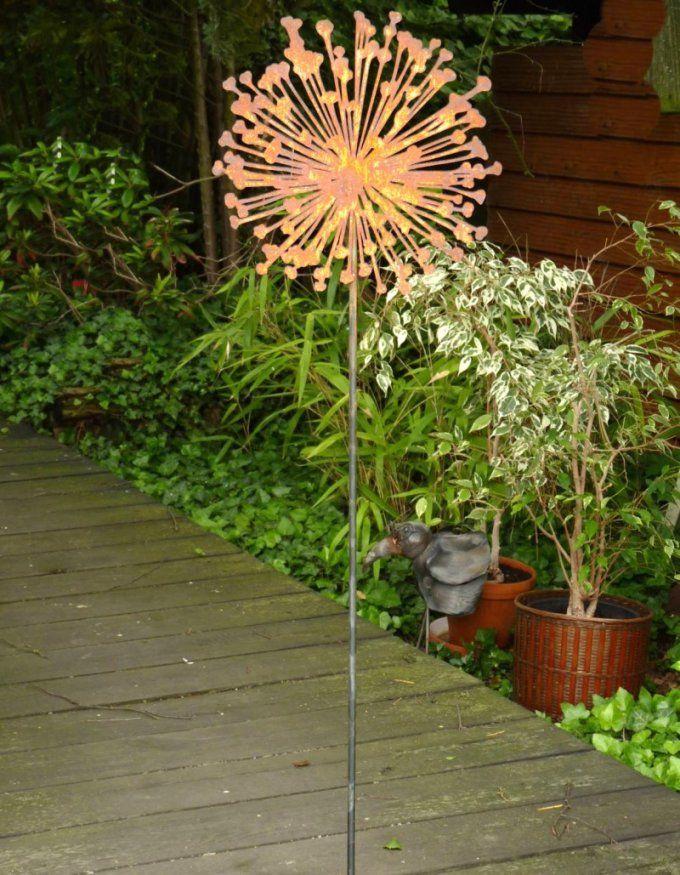 Dekoration Leicht Gemacht  Ausgezeichnet Rost Skulpturen Garten von Rost Skulpturen Für Den Garten Photo